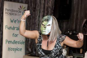Worst mask at the Seriun Ball