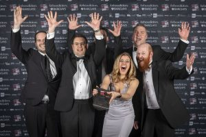 Customer Service Award Winners - Seriun
