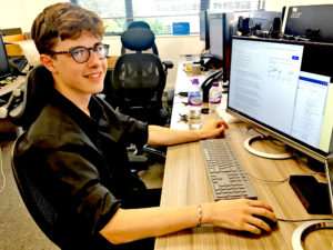 James Whillock - Apprentice IT Support Engineer