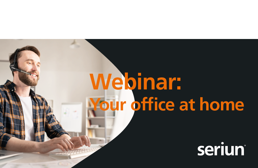 Your Office at Home Webinar